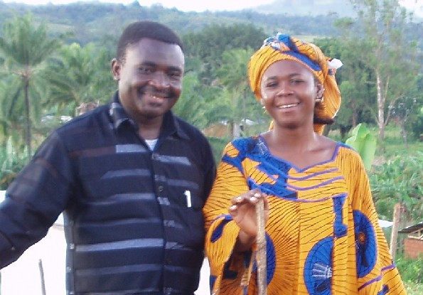 Pastor Paul & Justine Nchinde (Seed and Harvest Ministries)