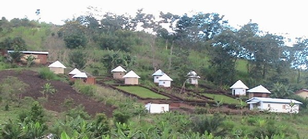 Mount Zion Prayer Camp in Foumbot