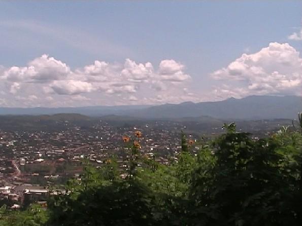 The city of Bamenda