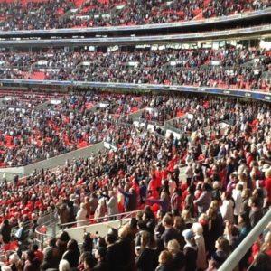UK National Day of Prayer - Wembley 2