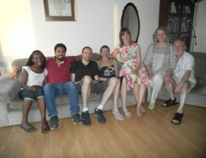 UK Thursday evening house group